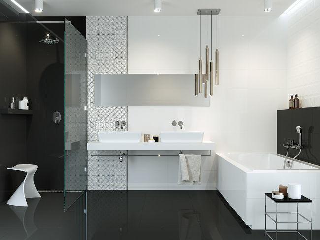 Jak dobrać styl płytek do łazienki?
