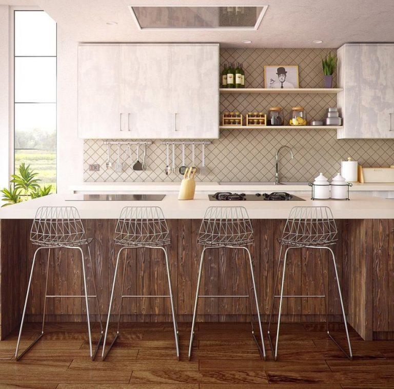Jak wybrać odpowiedni stół do niewielkiego pomieszczenia kuchennego