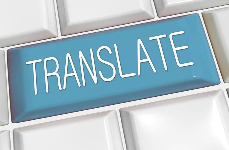 Wybierz kogoś, kto zna się na tłumaczeniach językowych