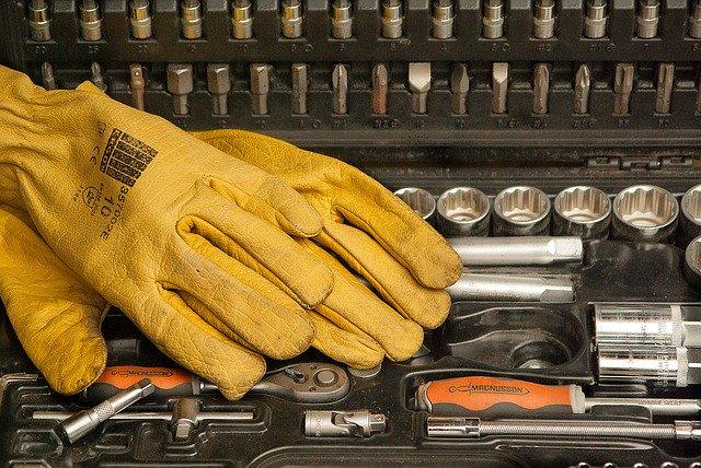 Zaznaj bezpieczeństwa dzięki rękawicom tegera