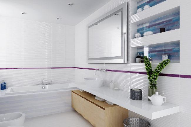 Stylowe płytki do kuchni i łazienki