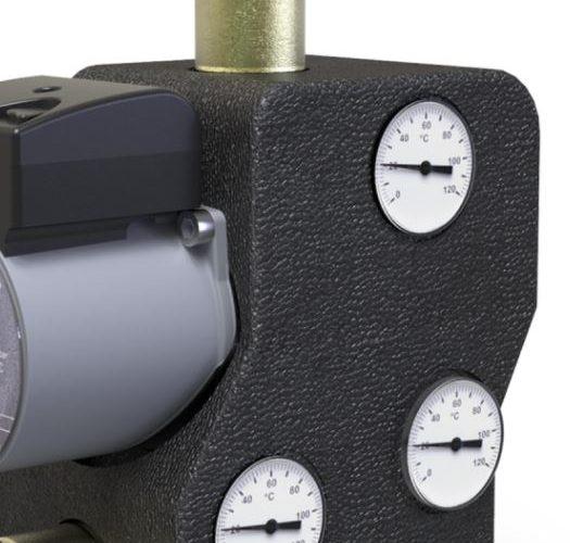 Termoregulator w instalacji z kotłem na paliwo stałe – oszczędność z gwarancją!